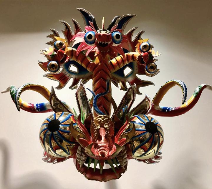 Puppet. Snake. Mask. Devil. Robot.  <BR>LA DIABLITA ROBOT at Co-Creation Studio