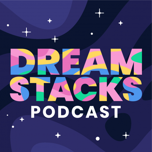 You will need a square icon for your podcast 'cover art' I love colorful covers!